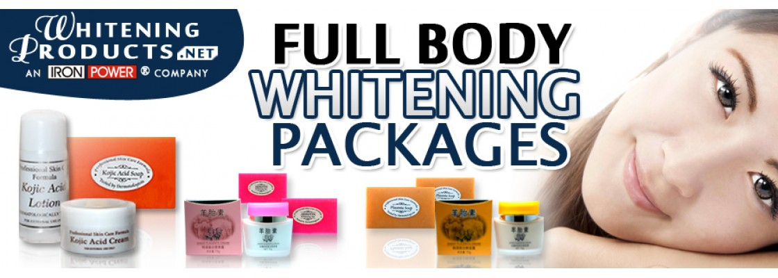 Whitening Pack Specials